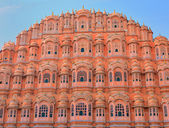 Palace of the Winds in Jaipur. India — Stock Photo