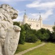 Castle of Lublin in Poland. — Stock Photo
