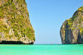 Maya Bay. Thailand. — Stock Photo