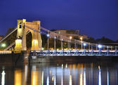Grunwald bro i wroclaw. polen — Stockfoto
