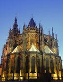 Catedral de são joão em praga — Fotografia Stock