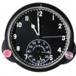 Stock Photo: Clock aviation