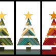 Christmas set. Elements for design — Stock Vector