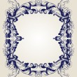 Royalty-Free Stock Vector Image: Retro frame