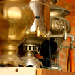 Stock Photo: Antique samovar