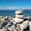 Stock Photo: Se​​pebbles