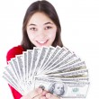 What Would You Do With Money — Stock Photo #10062514