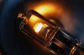 Halogen-glühlampe — Stockfoto