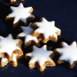 Stock Photo: Star Shaped Cookies