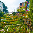 Lombard Street San Francisco - Stock Photo