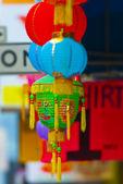 中国のランタン — ストック写真