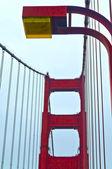 Golden gate bridge — Stockfoto