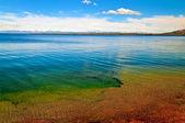 Yellowstone Lake — Stock Photo