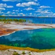 Thermal Pools Yellowstone — Stock Photo #9058858