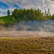 Thermal Pools Yellowstone — Stock Photo #9058882