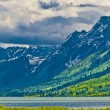 Jackson Lake Landscape — Stock Photo #9379458