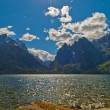 Jackson Lake Landscape — Stock Photo #9379472