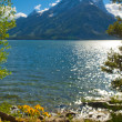 Jackson Lake Landscape — Stock Photo #9379495
