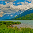 Jackson Lake Landscape — Stock Photo #9379503