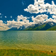 Jackson Lake Landscape — Stock Photo #9379531