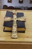 Coptic cross — Stock Photo