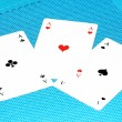 Stock Photo: Playing Card