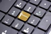 Basketbalové klávesnice — Stock fotografie
