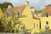 Bishops Palace at Culross, Fife, Scotland — Stock Photo