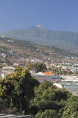 View of Teide volcano — Stock Photo