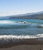 Martianez beach — Stock Photo