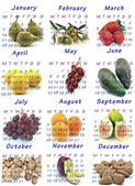 Calendar year 2013 — Stock Photo