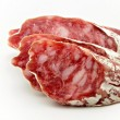 Slices of Salchichon - Stock Photo