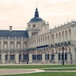 Square of palace royal - Foto Stock