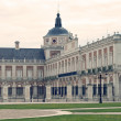 Square of palace royal - 