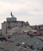Dome of the church of Toledo — Stock Photo