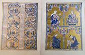 Codex medieval — Stock Photo