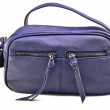 Bolso azul - Stock Photo