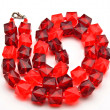 Bead rolled red — Stock Photo #8884273
