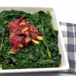 Spinach stew - Photo