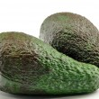 Stock Photo: Two avocados