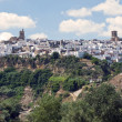 White town of Cadiz — Stock Photo