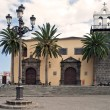 Stock Photo: Church of Garachico