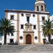 Stock Photo: Church of Ronda