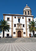 Church of Ronda — Stock Photo