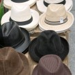 Stock Photo: Several hats