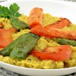 Stock Photo: Couscous