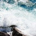 Breaking Waves — Stock Photo