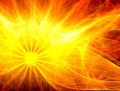 Sun Abstract Background — Stock Photo