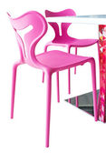 Pink Chairs — Stock Photo
