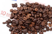 Kaffepreis — Foto Stock